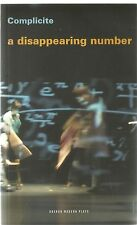 Complicite - A Disappearing Number by Simon McBurney (Paperback, 2008)