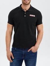 Premium Herren Poloshirt / Polo / Polohemd 'CAVALIER SQUAD', dunkelblau, Gr. L