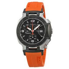 Tissot T-Race Collection Orange Ladies Watch T048.217.27.057.00-AU