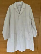 Preloved White Lab coat: Size 108R