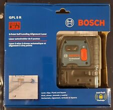 Bosch Professional Gpl 5 Self Leveling Point Alignment Laser