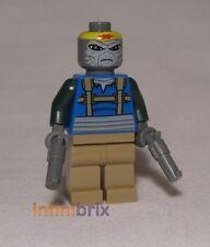 Lego Turk Falso aus Set 7753 Pirate Tank Star Wars Minifigur BRANDNEU sw245
