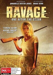 BRAND NEW Ravage (DVD, 2021) *PREORDER R4 Movie Annabelle Dexter-Jones