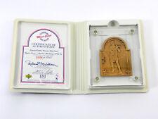 Highland Mint 1993-94 Upper Deck Anfernee Hardaway Bronze Card #/2,500