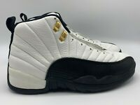NEW Nike Air Jordan 12 OG Taxi 1996 Size 10.5 130690-101