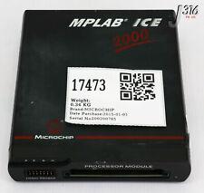 17473 Microchip Mplab Ice 2000 Processor Module Base 10 00235 02 R16