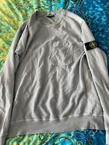 Stone Island Sweatshirt XXXL Grau