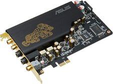 More details for asus xonar essence stx pci-e 124db snr hi-fi audiophile sound card