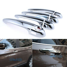 ABS Chrome Door Handle Cover Trim 8pcs For BMW X3 F25 2011 2012 2013 2014 2015 R