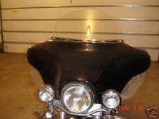 "10"" Clear Windshield Harley touring 96-2013 FLHTC FLHT FLHX"