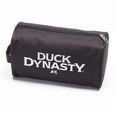 Duck Dynasty 41DD2201 Men's Necessities Black Top Zip Travel Kit~~Clearance