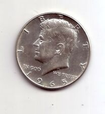 Stati Uniti   USA   Half Dollar  1/2  $    1965     BB    (m431)