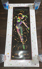 """""""Mardi Gras 2002 Carnival Time In New Orleans�Poster Paul Newcomb 30 x 13 3/4"""