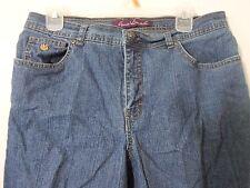 Vintage Gloria Vanderbilt HighWaisted Jeans Sz 12 Short Dark Wash Rare