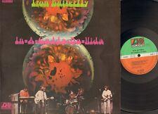 IRON BUTTERFLY In a Gadda da Vida LP Atlantic 1968-1973