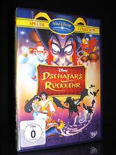 DVD WALT DISNEY - ALADDIN 2 - DSCHAFARS RÜCKKEHR - SPECIAL COLLECTION ** NEU **