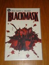 BLACKMASK BOOK 3 DC COMICS BRIAN AUGUSTYN GRAPHIC NOVEL