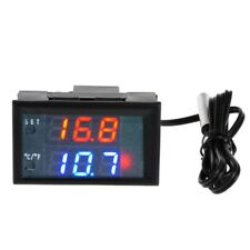 W2809 Thermostat Regulator Digital Temperature Controller -50-110°C Adjustable y