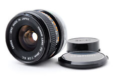 [MINT] Canon FD 28mm f/2.8 S.C. sc Wide Angle MF Lens From JAPAN #A0823-04