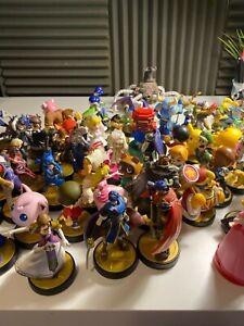 HUGE LOT of Amiibo Super Smash Bros. Super Mario Breath of the Wild
