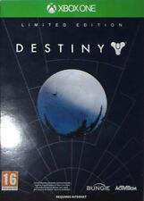 Destiny -- Limited Edition (Microsoft Xbox One, 2014) - European Version