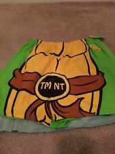 Teenage Mutant Ninja Turtles Adult Boxer Briefs Shorts Sz S 28-30 Clothes