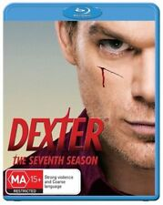 Dexter - Season 7 (Blu-ray, 4 Disc Set) NEW Series