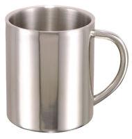Kaffeebecher Trinkbecher Edelstahl Iso-Becher 0,280L iso Tasse Thermobecher NEU
