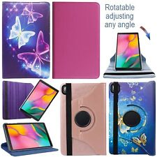 For Samsung Galaxy Tab T860 T515 T720 T580 T560 Tablet 360°PU Leather Case Cover