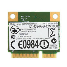 Wireless Wifi Mini PCI-E Card 150M For Dell DW1501 0K5Y6D Broadcom BCM94313HMG2L