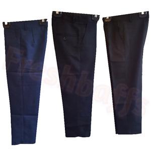 Boys Smart Formal  Dressing Plain Trousers