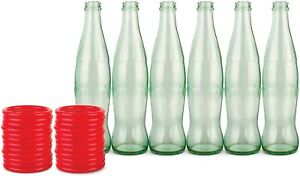 Bottle Ring Toss Game for Adults - 30 Pc Bottle Ring Toss Carnival Game With 24