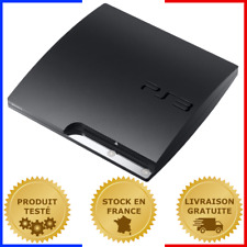 😍CONSOLE SONY PLAYSTATION 3 PS3 SLIM CECH-2504A 160GB / GO - NOIRE😍