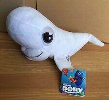 BNWT DISNEY Pixar Finding Dory 'Bailey' 12 Inch Plush Soft Toy Beluga Whale