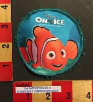 Travel Souviner Finding Nemo Disney On Ice Entertainment Patch Vacation 552