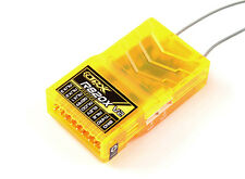 OrangeRX R820X V2 CPPM DSM2 DSMX Compatible 8Ch 2.4GHz Receiver Full Orange RX
