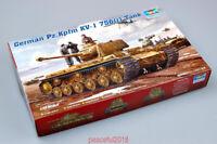 Trumpeter 1/35 00366 German Pz.Kpfm KV-1 756(r)