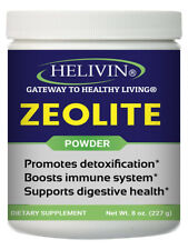 Helivin Zeolite Powder for Detoxification