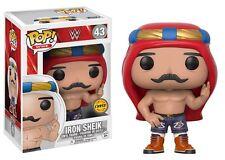 IRON Sheik Iran wrestler Chase Variant POP! WWE #43 VINILE personaggio WWF Funko