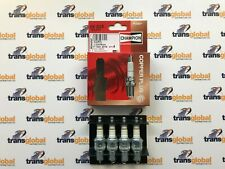 Spark Plugs x4 for Land Rover Series 2 2a 3 2.25L Petrol Champion RTC3570