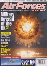 Air Forces Monthly (Mar 2003) (Iraq War, AWACS, SEAD Tornado, Michigan ANG)