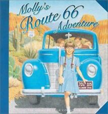 American Girl Book - Molly's Route 66 Adventure - 2001 - NEW Hardback