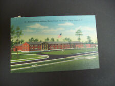 Administration Building, Marine Corps Air Station, Cherry Point, N.C. 1960