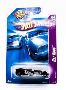 Hot Wheels 03/04 Rat Rods 2008 M6897 Rat-ified 127/172 Factory Sealed Mint