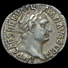 More details for trajan denarius roman coin