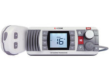 GME GX700 VHF MARINE RADIO WHITE WATERPROOF SUIT BOAT INCLUDES DUST COVER NEW