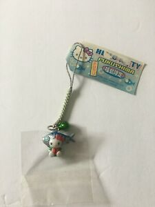 "Hello Kitty 1"" Phone Strap Charm Keychain #2"
