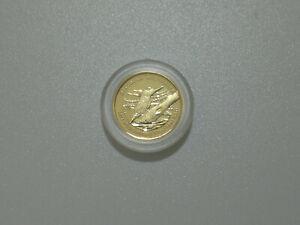 2012 Australia Kookaburra gold 1/25 oz 9999 box COA
