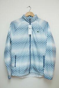 Lacoste Sport mens UV30 windbraker jacket size S,M,L ,RRP £155