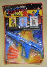 Superman Playmakers flip-over Gallery Vintage 1989